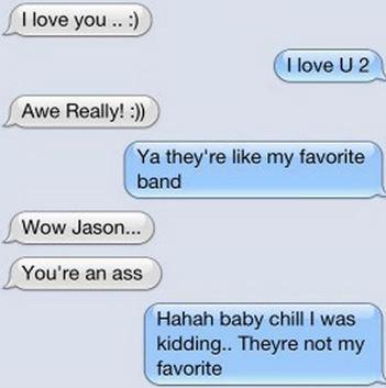 i love U2