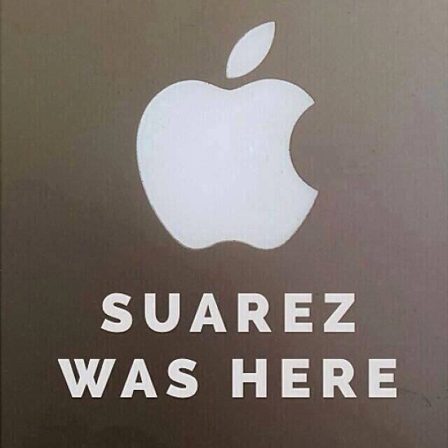 Суарез беше тук