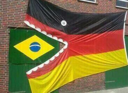 Коментари за Германия - Бразилия
